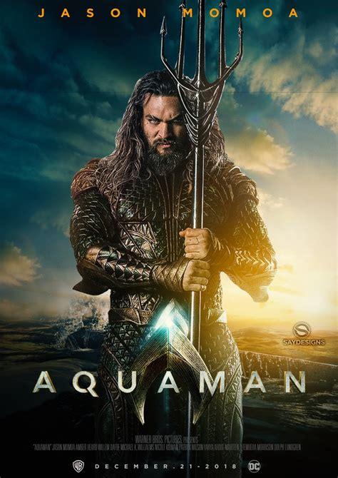 Aquaman (2018)  Poster By Saydesigns On Deviantart