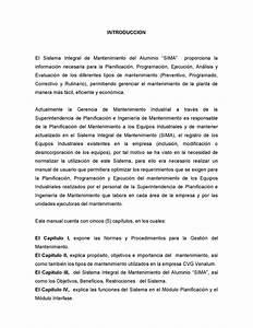 Elaboraci U00f3n De Un Manual De Usuario Para El Sistema