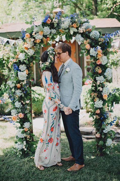 Boho Wedding Decor Ideas And Inspiration Chwv