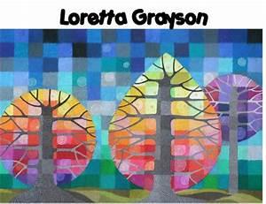 loretta grayson comment travailler a partir de cet With couleur froides et chaudes 3 arbres couleurs chaudes et froides