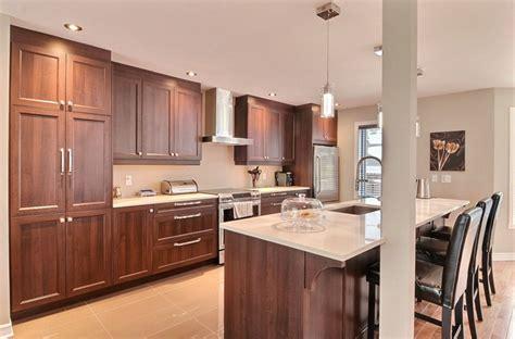 agrandissement cuisine agrandissement de maison montréal et rive nord brown