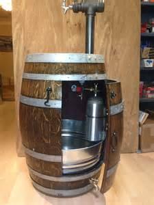 whiskey barrel liquor cabinet diy inspirative cabinet