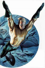 Alex Ross Justice Aquaman