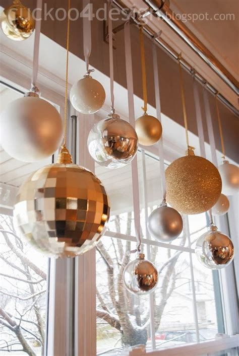 great ways  decorate  home  christmas ornaments
