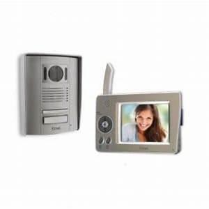 Visiophone Sans Fil Castorama : gev 086005 interphone vid o sans fil cvf test et avis ~ Dailycaller-alerts.com Idées de Décoration