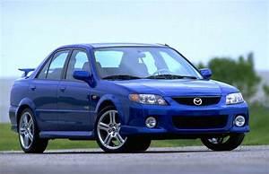 Car Review  2003 Mazda Protege Lx