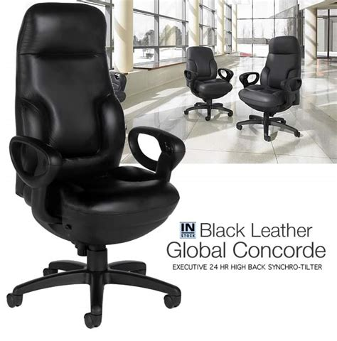 accord high back multi tilter by global total office