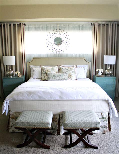 crafty master bedroom reveal