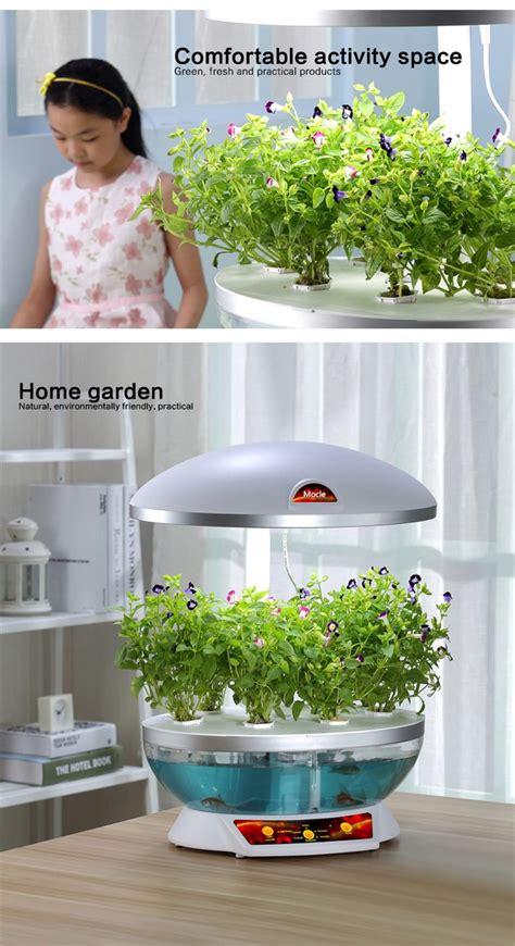 Diy Organic Fresh Vegetable Mini Indoor Plant Factory