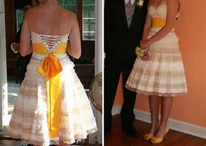diy wedding dresses With diy wedding dress