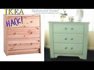 Ikea Rast Hack : diy ikea rast hack coastal nightstand youtube ~ A.2002-acura-tl-radio.info Haus und Dekorationen