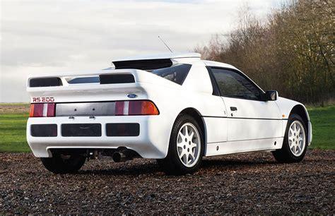 sale original  ford rs evolution