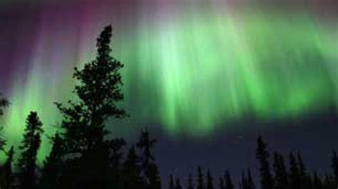 aurora borealis webcam   north cbc news