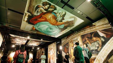 fresque du plafond de la chapelle sixtine admirez la fresque du plafond de la chapelle sixtine 224 shanghai