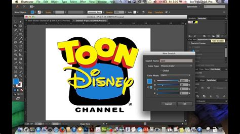 quick color separation tutorial  vector art  adobe