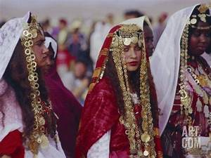 Traditional Berber Wedding, Tataouine Oasis, Tunisia ...