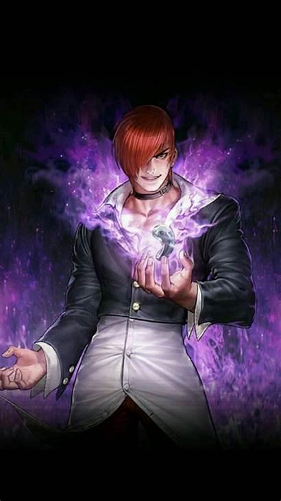Mobile Kof Anime Chou Legends Legend Ml