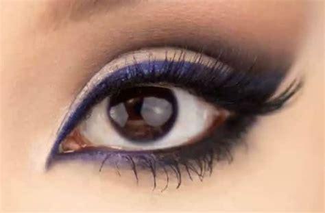 Comment maquiller des yeux en amande couleur noisette ? Vidéo Dailymotion