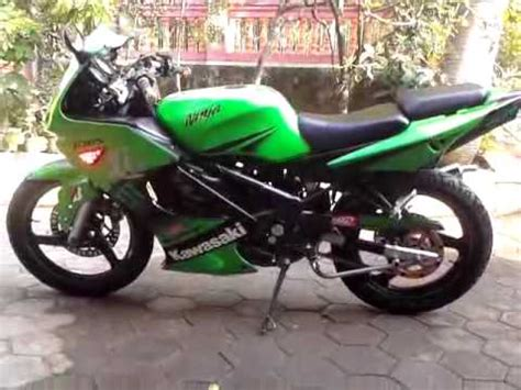 Modification 150 Rr by 150 Rr Se 2011 Modifikasi Minimalis