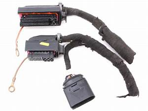 Ecu Engine Computer Pigtails Plugs Connectors 1999 Vw
