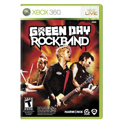 d day xbox 360 games green day rock band for xbox 360 by mtv ea harmonix xbox360 t