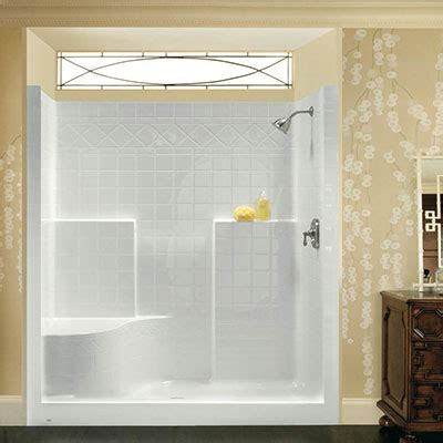 Shower Walls And Base by Showers Shower Doors At The Home Depot