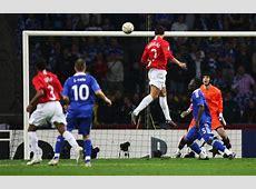 Top 10 Man Utd Champions League Goals Man U Tube