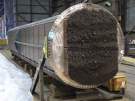 shell  tube heat exchangers joseph oat corporation