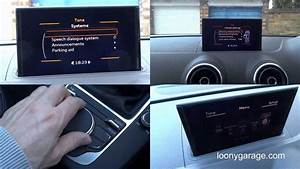 Audi A3 8v Mmi Multimedia Interface