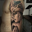 Arlo DiCristina | Идеи для татуировок, Тату девушки ...
