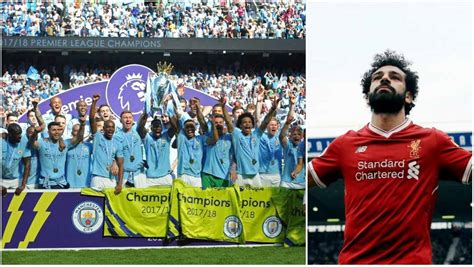 Manchester City and Mohamed Salah end their record ...