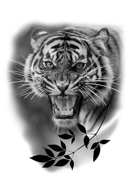 Животное | Tiger tattoo, Tiger tattoo design, Animal tattoos