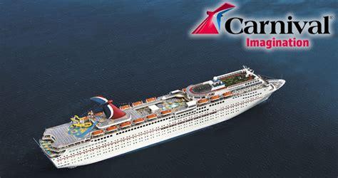 carnival imagination carnival cruise ship