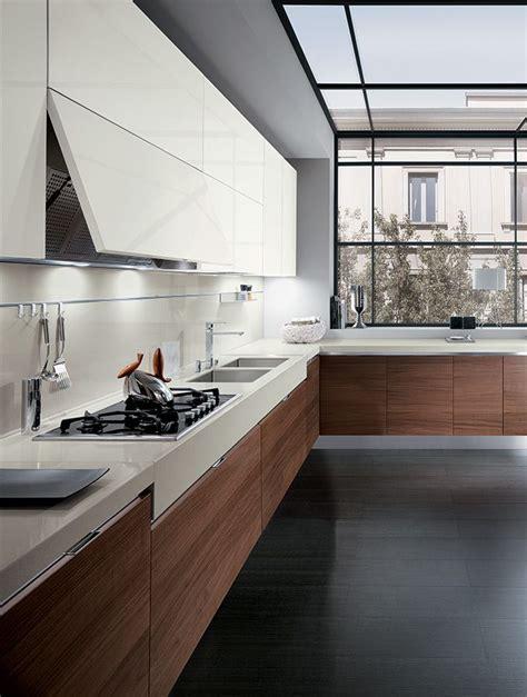 More Modern Italian Kitchens by Italian Modern Design Kitchens Elektra By Ernestomeda