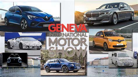 Geneva Motor Show Tickets 2019
