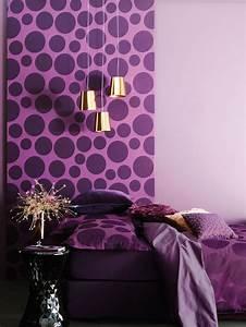 Modern, Violet, Interior, Design, 52, Gallery, Freshouz, Com, Glamorous