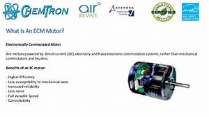 Ecm Motor Technology