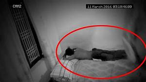 Paranormal Activity Caught On CCTV Camera | Ghost Attac ...