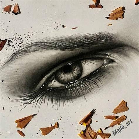 pencil drawings  eyes jpg