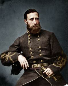 *CONFEDERATE GENERAL JOHN BELL HOOD ~ During the American ...