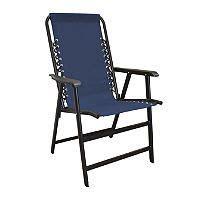 Bunjo Chair Canadian Tire by Caravan Sports Suspension Chair Blue Sam S Club 29 98