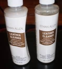 1 of 12 ethan allen leather cleaner 8 fl oz bottles