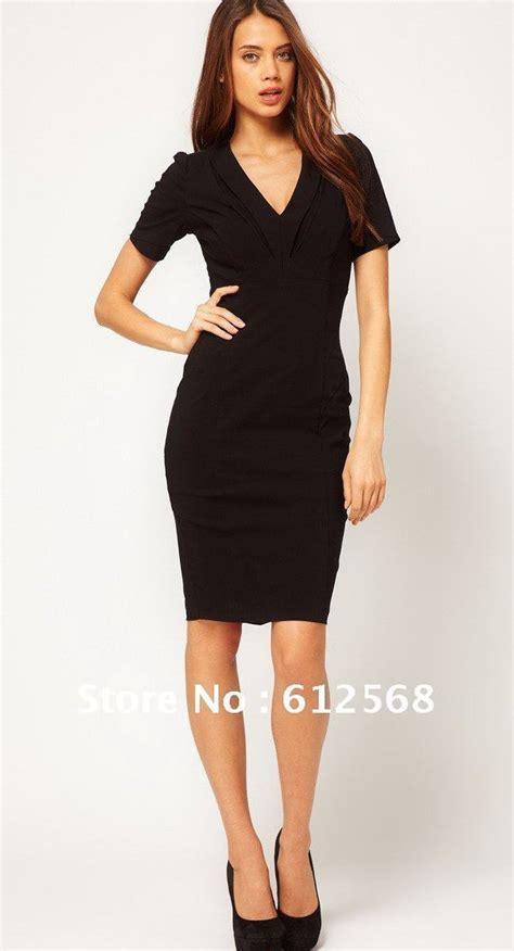 Black dress on Pinterest   Business Dresses, Business and