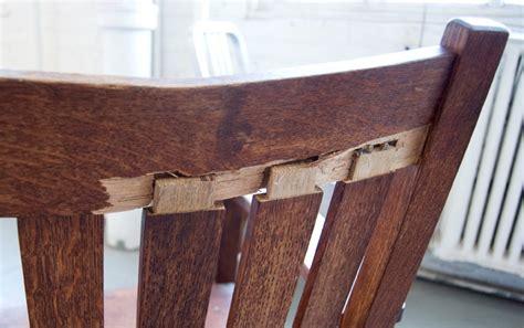 chair repairs rebuilding repair damages chair