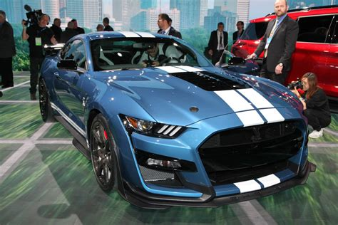 2020 Ford Mustang Gt by 2020 Ford Mustang Gt500 Look Autotrader