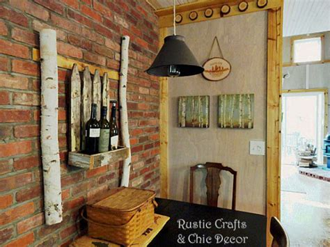 rustic kitchen wall decor rustic dining room wall ideas rustic crafts chic decor