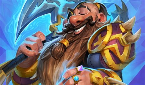 Taunt Warrior Deck List Guide The Witchwood