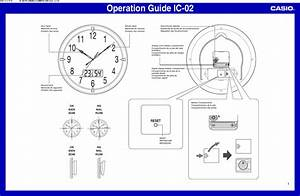 Casio Ic 02 Owners Manual