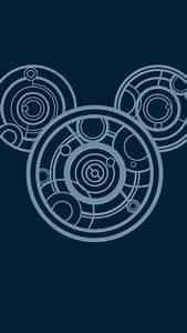 Mickey Mouse Minimalism Image Wallpaper
