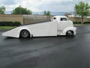 Chevy COE Ramp Truck